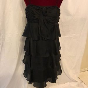 BCBG Paris black dress